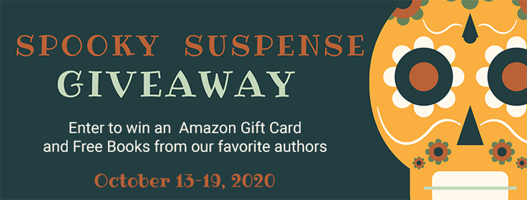 Spooky Suspense Giveaway