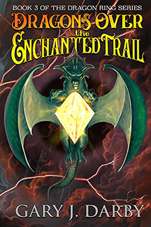 Dragons Over the Enchanted Trail